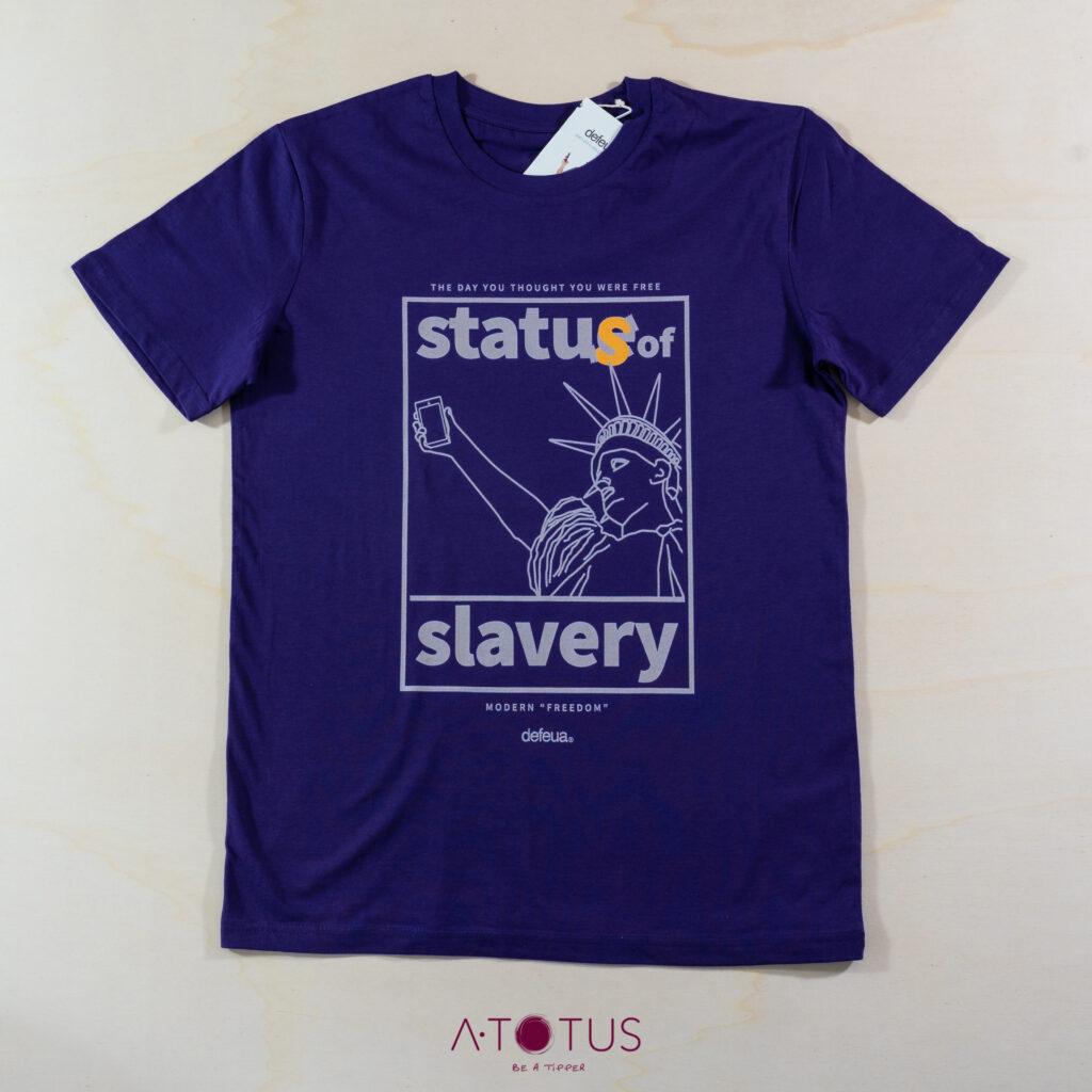 Tshirt modern freedom-2