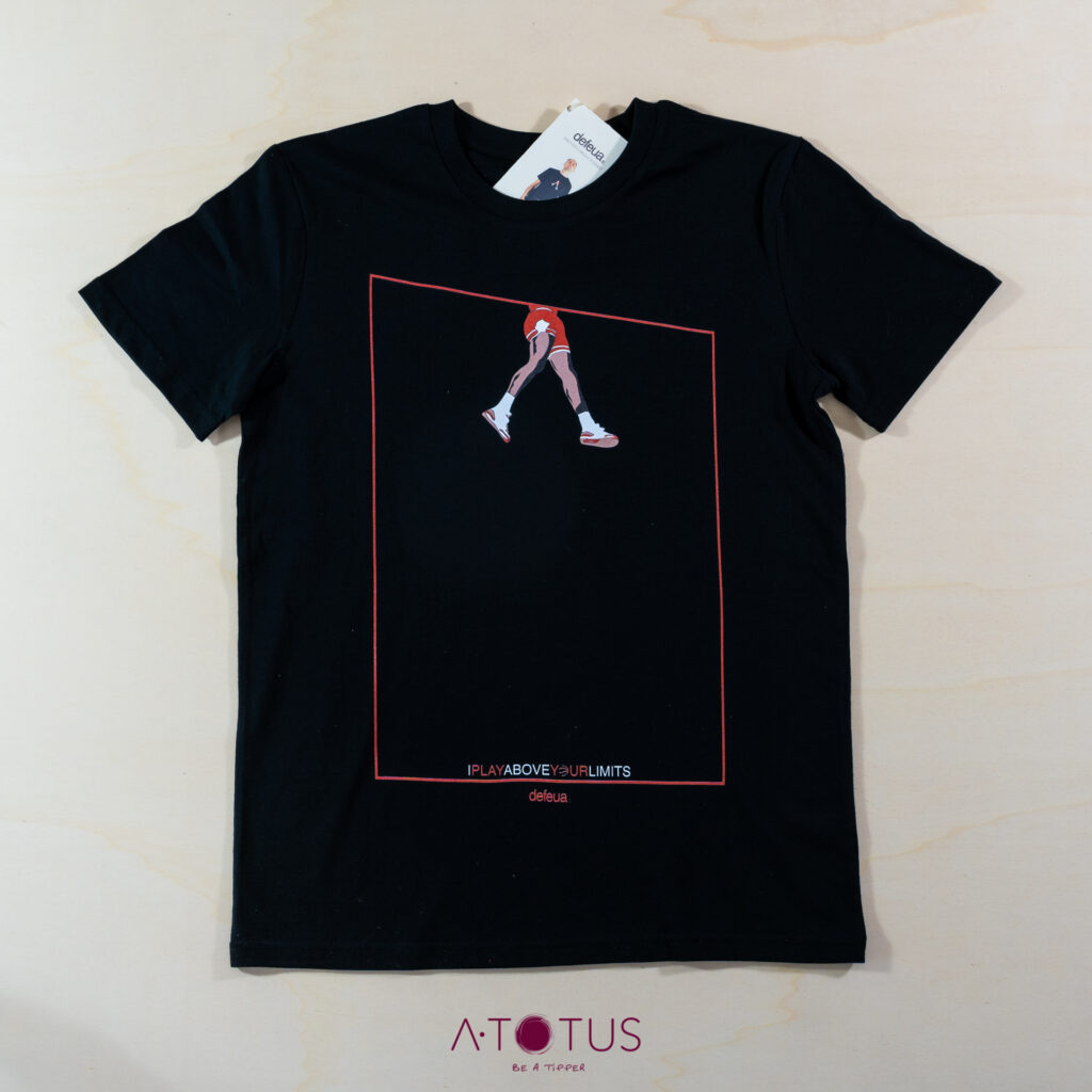 Tshirt play above your limits-2