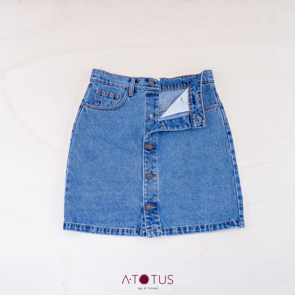 Gonna Jeans Pamela
