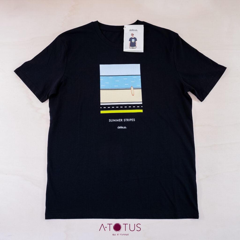 Tshirt summer one nero-2