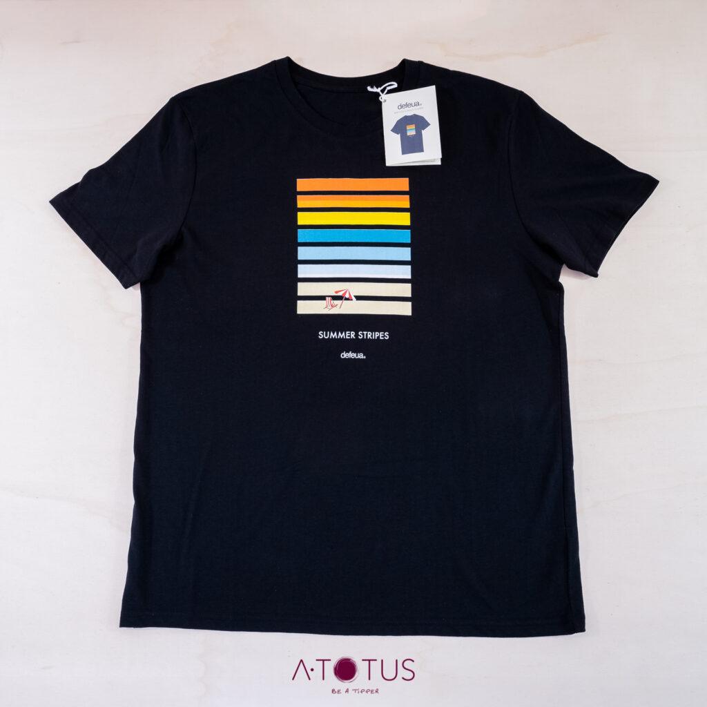 Tshirt summer two nero-2
