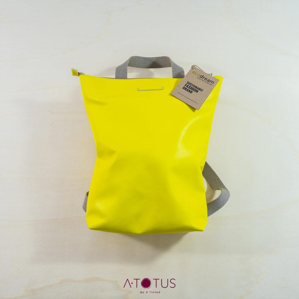 Zaino hybrid giallo-1